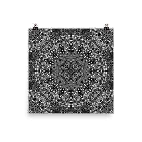 4H21 Oddflower 1 | Matte finish Print