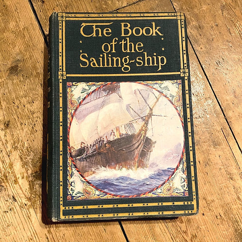 The Book of the Sailing Ship