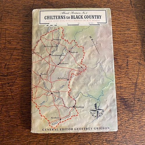Guide Book to Chilterns to Black Country