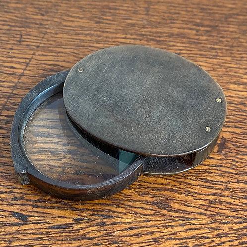 Antique Horn Magnifyer / Jewellers Loop