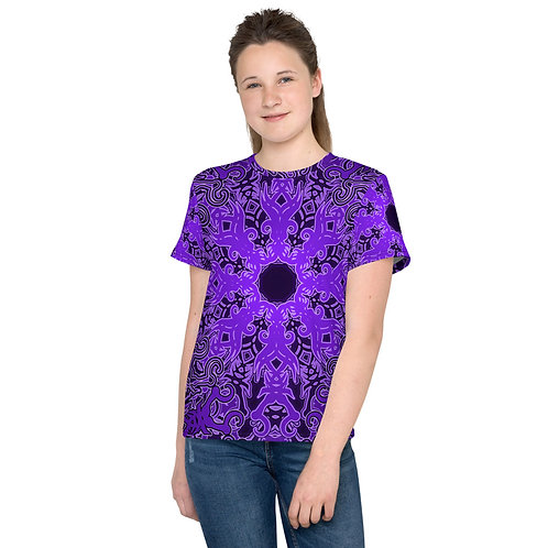 12Z21 Spectrum Violet Youth T-Shirt