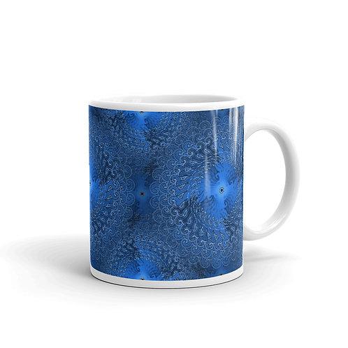 11Y21 Spectrum Blue Mug