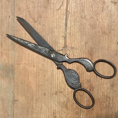 Antique Angel Wing Scissors