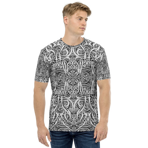 26H21 Oddflower Lily Men's T-shirt