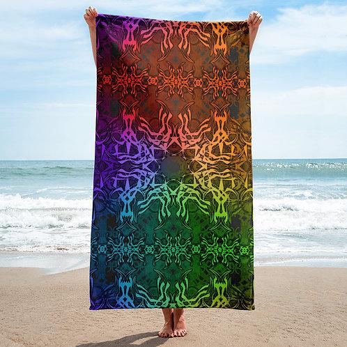 7C21 Spectrum Gray Towel
