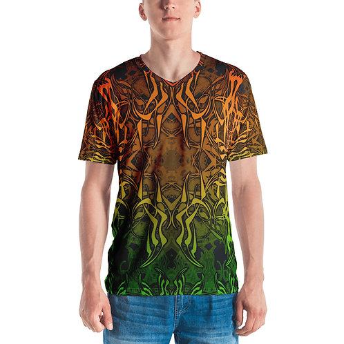 7C21 Spectrum Gray V6 Men's T-shirt