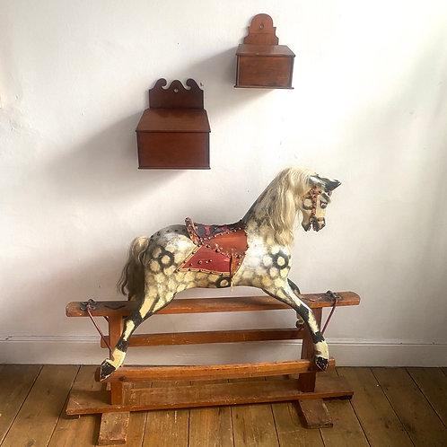 Antique Collinson Rocking Horse