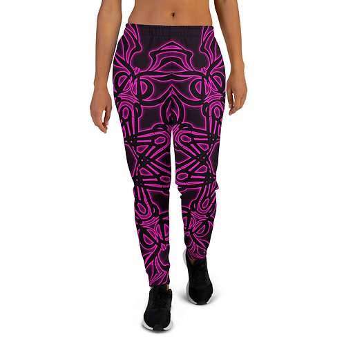 19Y21 Neon Ladies Night Women's Joggers
