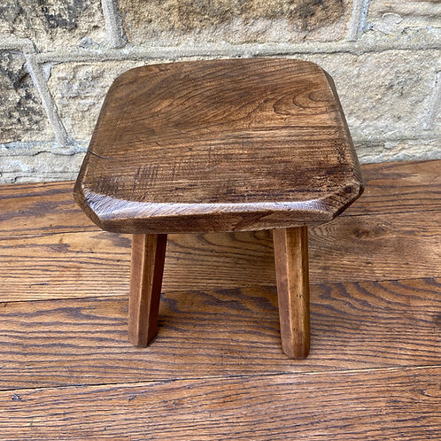 Small Square Top Stool
