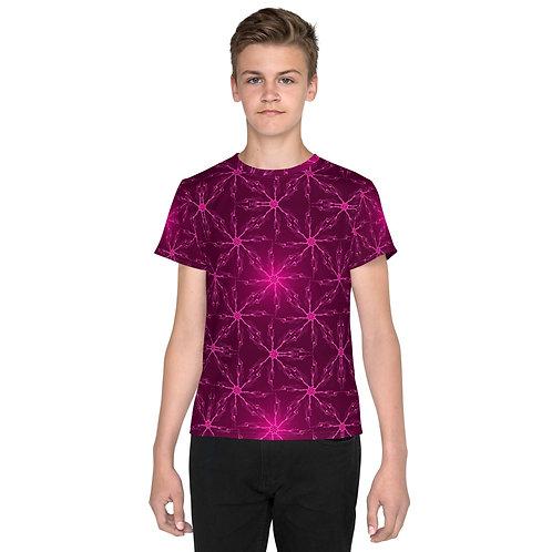 74V. Seaweed Hawaiian Akala V Youth T-Shirt