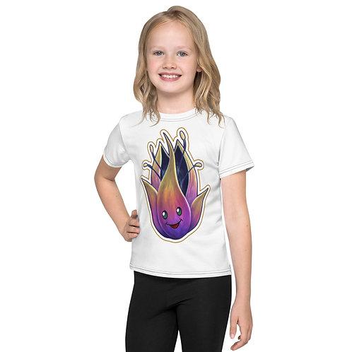 The Phoenix Flower Cute Kids T-Shirt