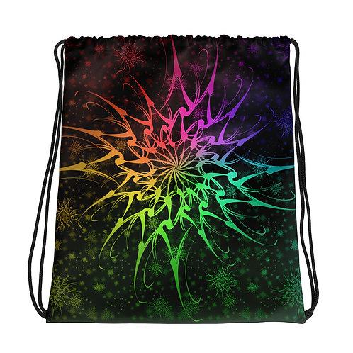 114. Flurry Colorwild I Drawstring bag