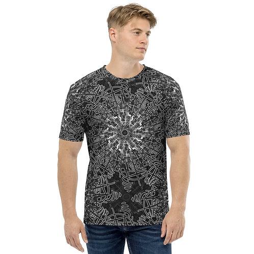 20G21 Oddflower Dahlia Men's T-shirt