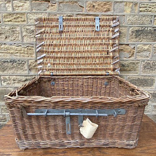 Large Vintage Mill Basket