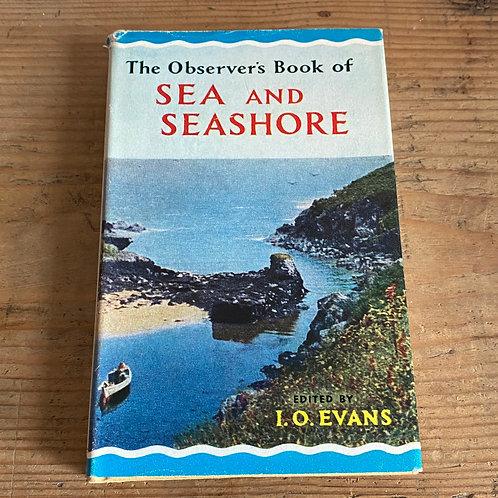 Observer's Book of Sea and Seashore
