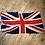 Thumbnail: Vintage Panel Stitched Cotton Union Jack