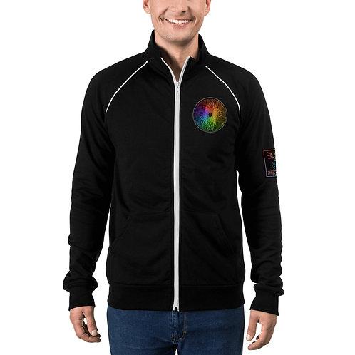 221SOSQP Portal Piped Fleece Jacket