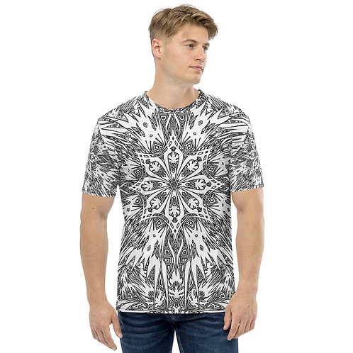 24H21 Oddflower Lily Men's T-shirt