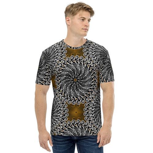11J21 Oddflower Sunflower Men's T-shirt