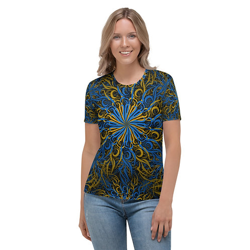17E21 Spectrum Saltwater Women's T-shirt