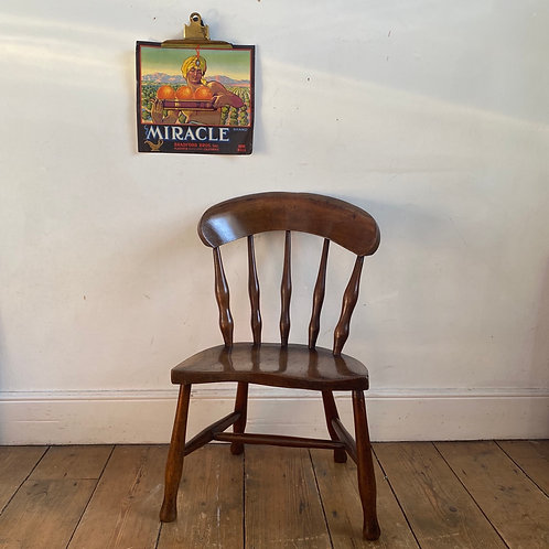 Child's Antique Windsor Chair
