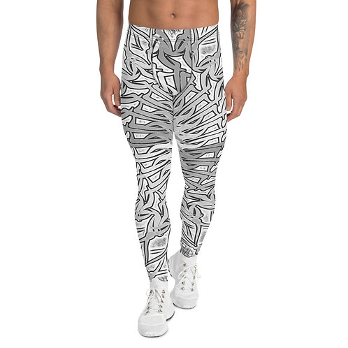 14H21 Oddflower Lily Men's Leggings
