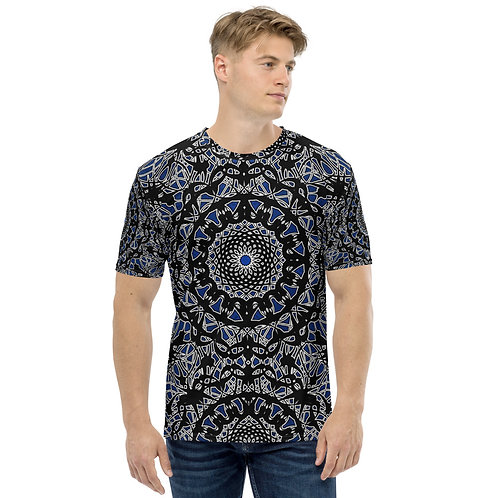 23L21 Oddflower Hydrangea Men's T-shirt