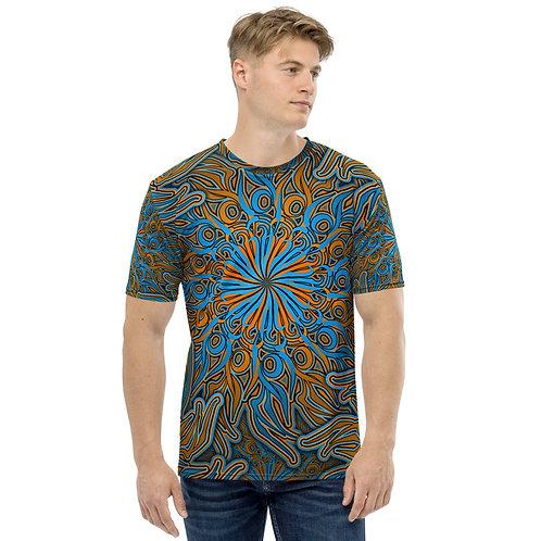 17Ñ21 OddSpectrum Cocoa Nut Men's T-shirt