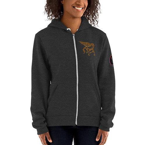 Pegasus Gold Portal Hoodie sweater