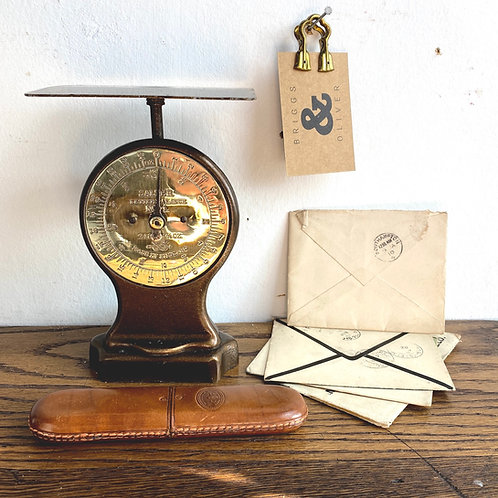 Salter Letter Balance  No. 11