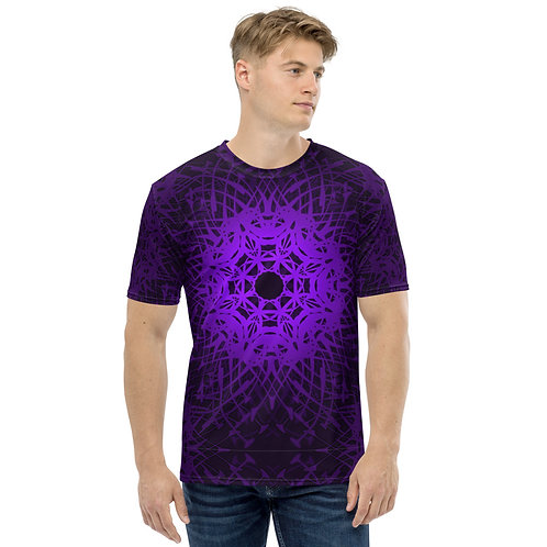 1Z21 Spectrum Violet Men's T-shirt