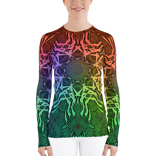 7C21 SG Women's Rash Guard