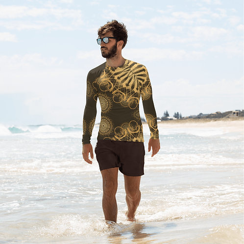 23TV1 2018 Men's Rash Guard