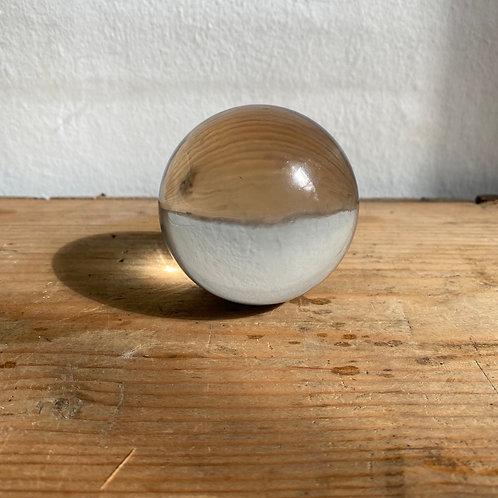 Vintage Crystal Ball