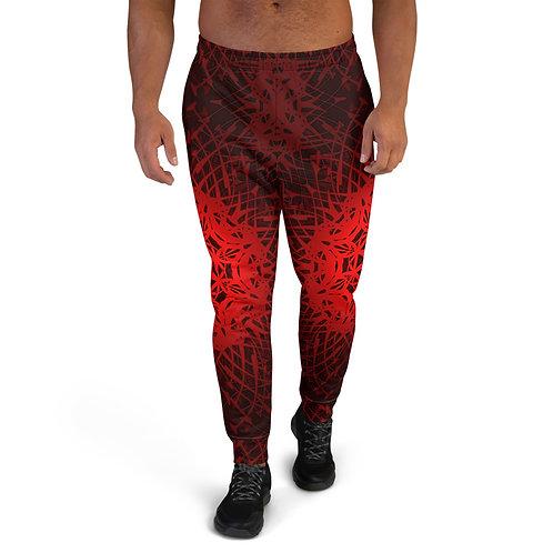 1V21 Spectrum Red Men's Joggers