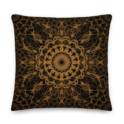 23CH21 Spectrum Gold Premium Pillow