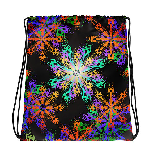 23 4E QI Colorspin Drawstring bag