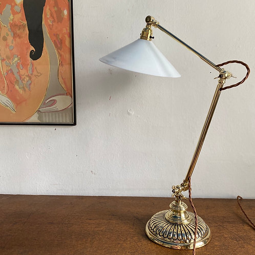 Elegant brass Reading Lamp