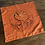Thumbnail: 1930's Embroidered Linen Cushion Cover