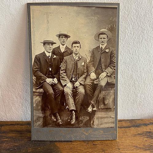 Antique Photographic Portrait