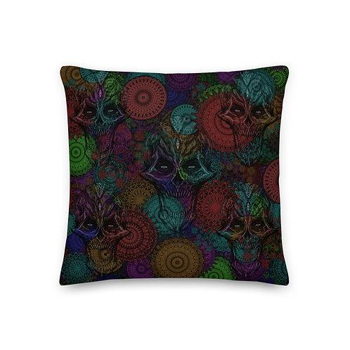 Festive Death 1 Premium Pillow