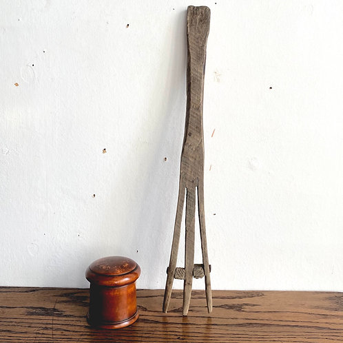 Antique Laundry Stick