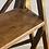 Thumbnail: Edwardian Eclipse Household 'Skeleton' Ladder