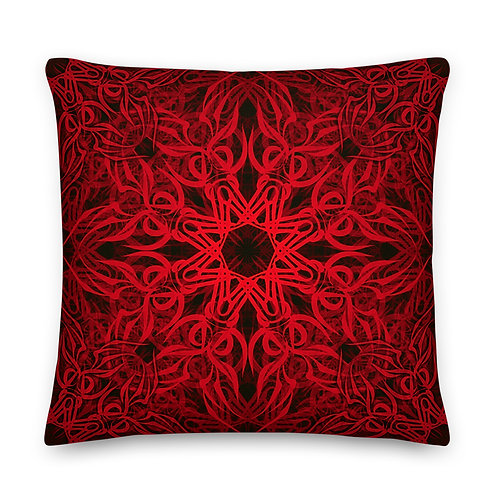 19C21 Spectrum Ruby Premium Pillow