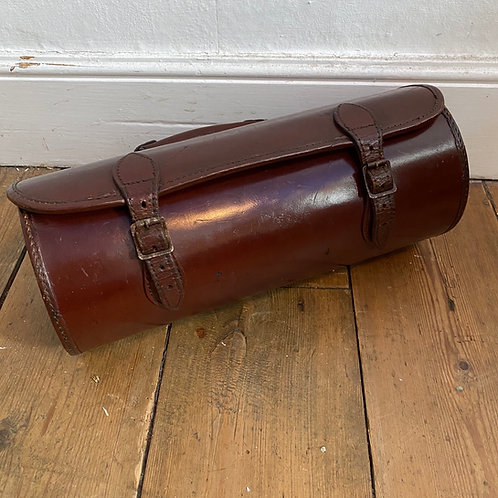 Leather Bowls Bag