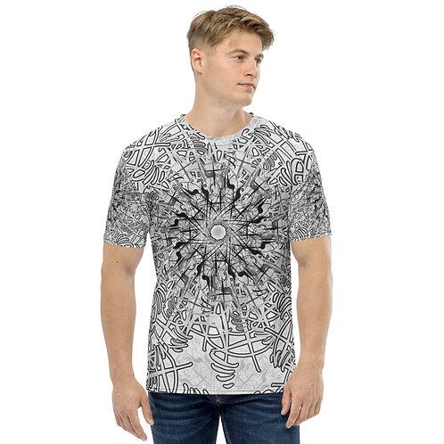 20H21 Oddflower Lily Men's T-shirt