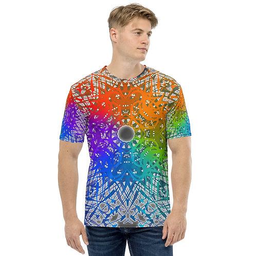 1G21 Spectrum Gray wowg Men's T-shirt