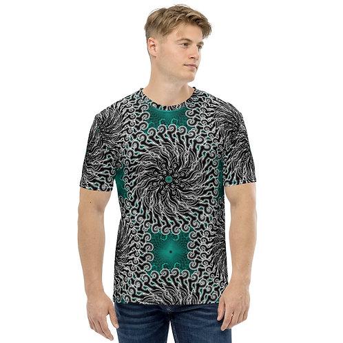 11K21 Oddflower Jade Vine Men's T-shirt