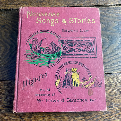 Nonsense Songs & Stories