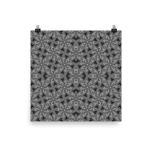 100 Oddflower Tile 2021 | Matte finish Print